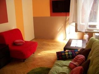 Animation City Hostel in Budapest, Hungary