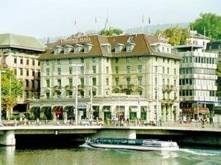 Central Plaza Hotel in Zurich, Switzerland