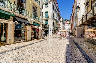 Albergaria Residencial Insulana in Lisbon, Portugal