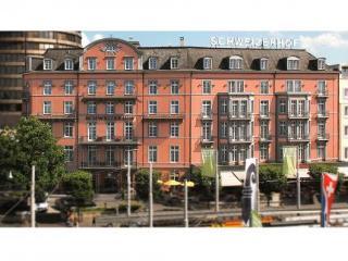 Hotel Schweizerhof Basel in Basel, Switzerland