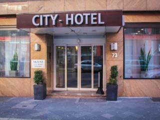 Viajes Ibiza - Akzent City Hotel Dusseldorf