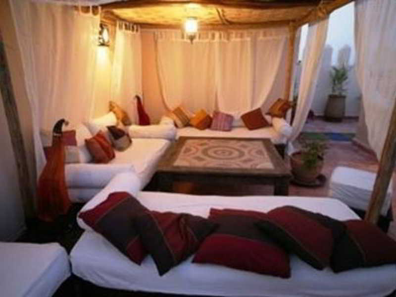 Riad Les Trois Mages in Marrakech, Morocco