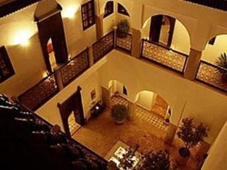 Riad Magellan in Marrakech, Morocco
