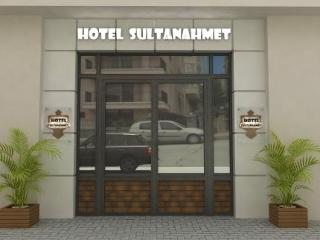 Hotel Sultanahmet in Istanbul, Turkey