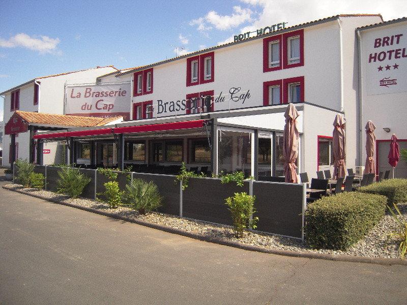 Brit Hotel Brasserie Du Cap