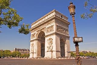 Hotel Kleber Champs-Elysees Tour-Eiffel Paris