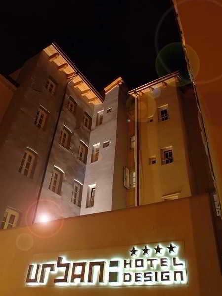 Urban hotel design hotel en trieste viajes el corte ingl s for Design hotel urban