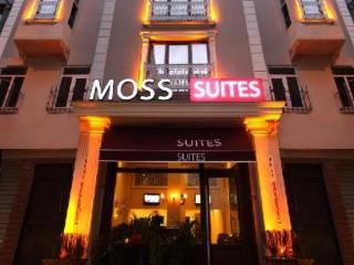 Moss Residence in Istanbul, Turkey