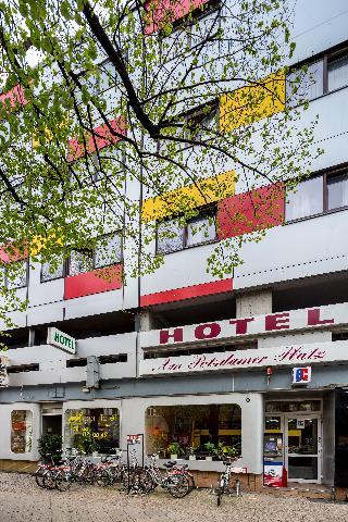 Alper Hotel Am Potsdamer Platz