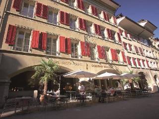 Hotel Goldener Schlussel in Bern, Switzerland