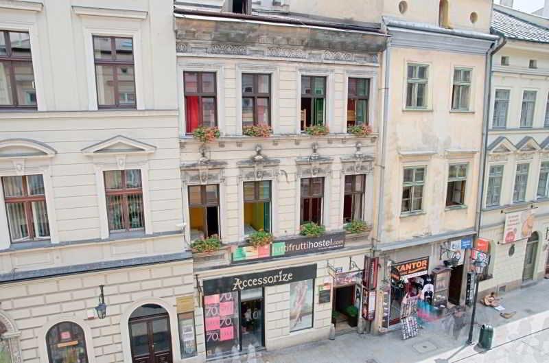 Tutti Frutti Hostel in Krakow, Poland