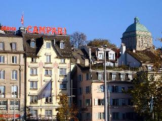 Hotel Limmathof in Zurich, Switzerland