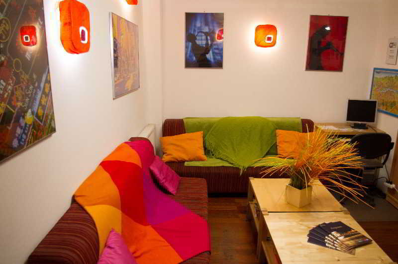 Broadway Hostel in Budapest, Hungary