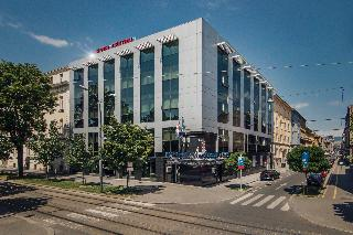 Hotel Central in Zagreb, Croatia