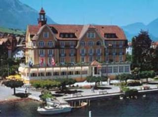 Hotel Resta Bar Rigiblick Am See in Swiss Alps, Switzerland