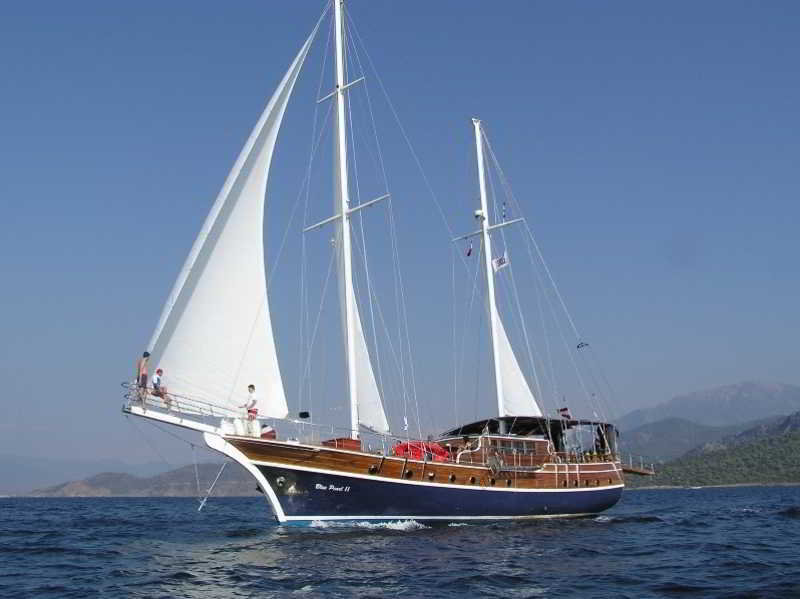 """Into The  Route Of  St. Paul """" in Marmaris, Turkey"""