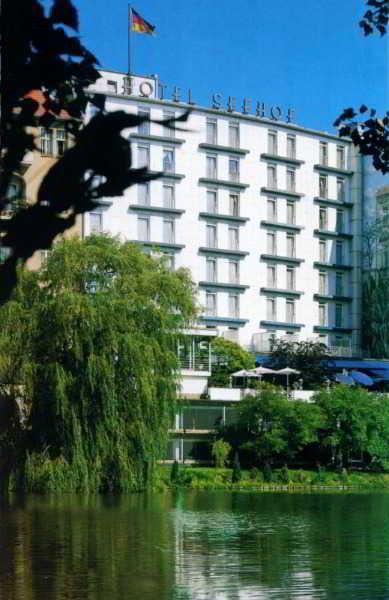 Ringhotel Seehof Berlin in Berlin, Germany
