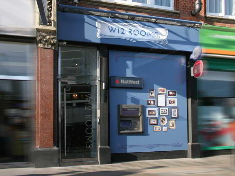 W12 Rooms