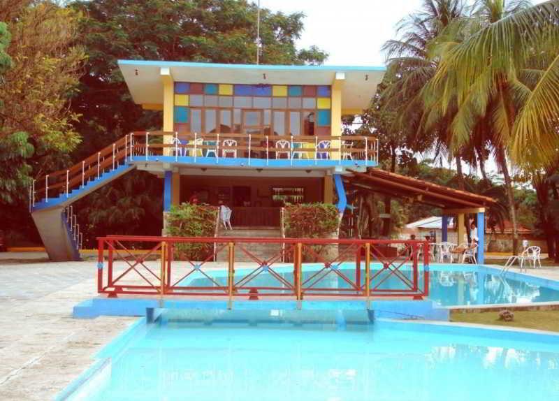Villa La Lupe in Guantanamo, Cuba