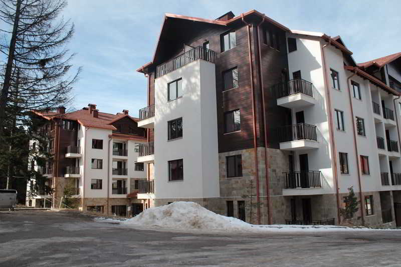 White House in Borovets, Bulgaria