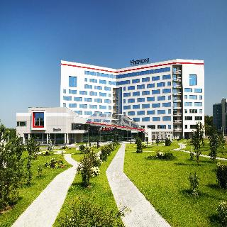 Sheraton Moscow Sheremetyevo Airport Hotel in Moscow, Russia