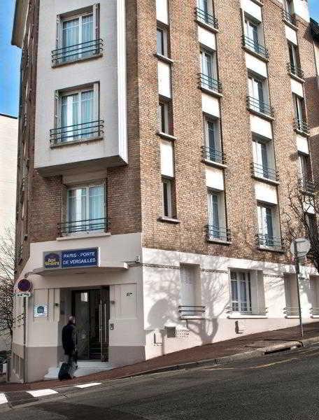 Best western paris porte de versailles south parc - Hotel porte de versailles parc des expositions ...