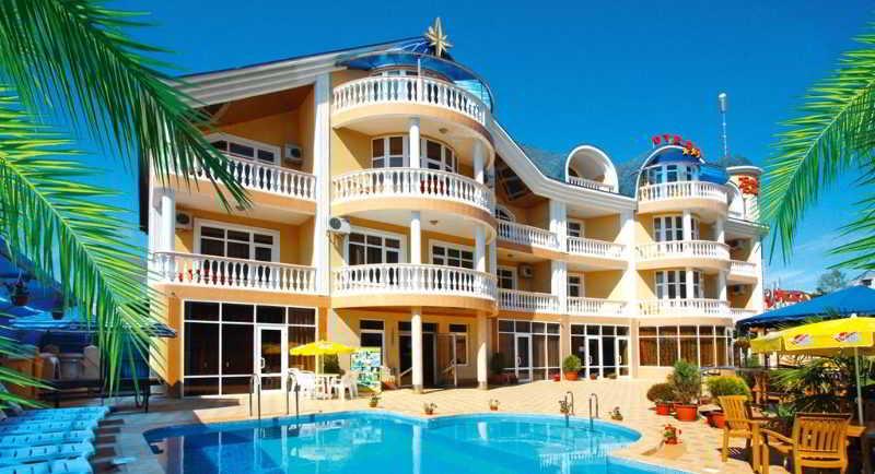 Roza Vetrov Hotel in Sochi, Russia