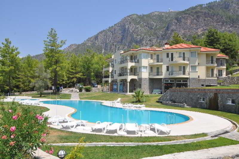 Akkaya Garden Apartment in Marmaris, Turkey