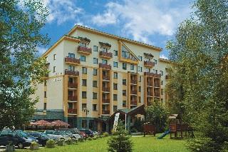 Hotel Slovan in Tatras, Slovakia
