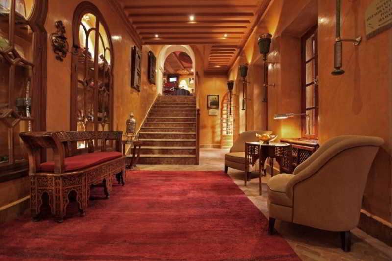 La Maison Arabe in Marrakech, Morocco