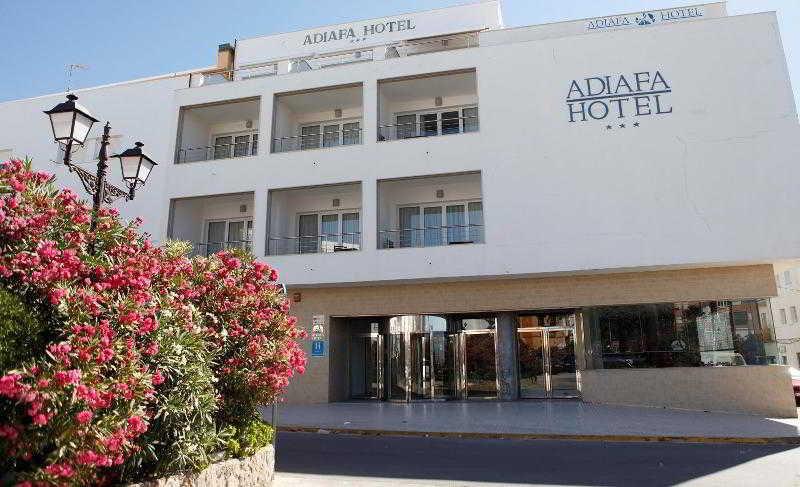 hotel Adiafa Hotel en la población de Barbate