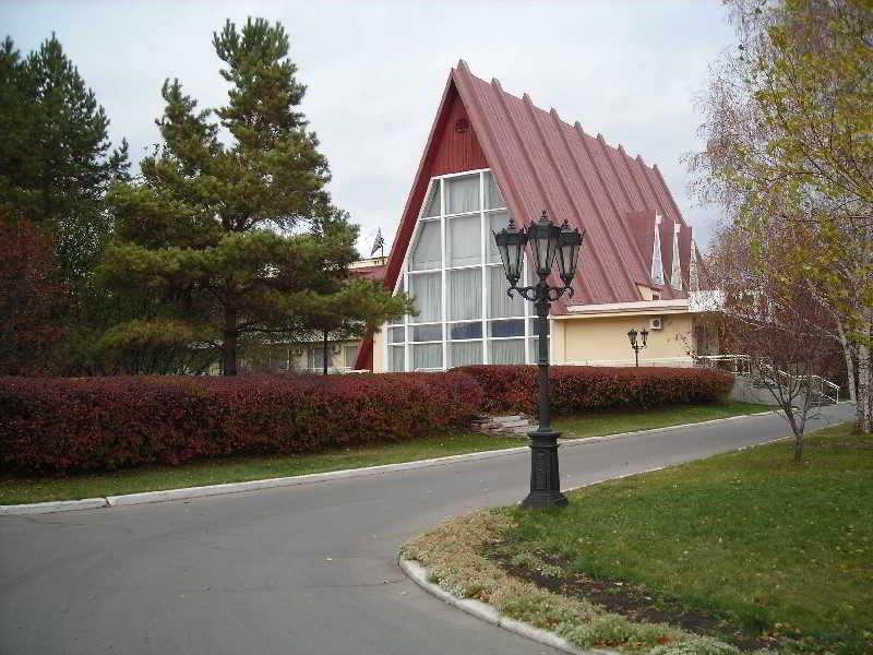 Europe in Magnitogorsk, Russia