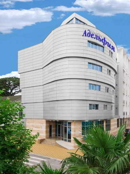 Adelphia Resort Hotel in Sochi, Russia