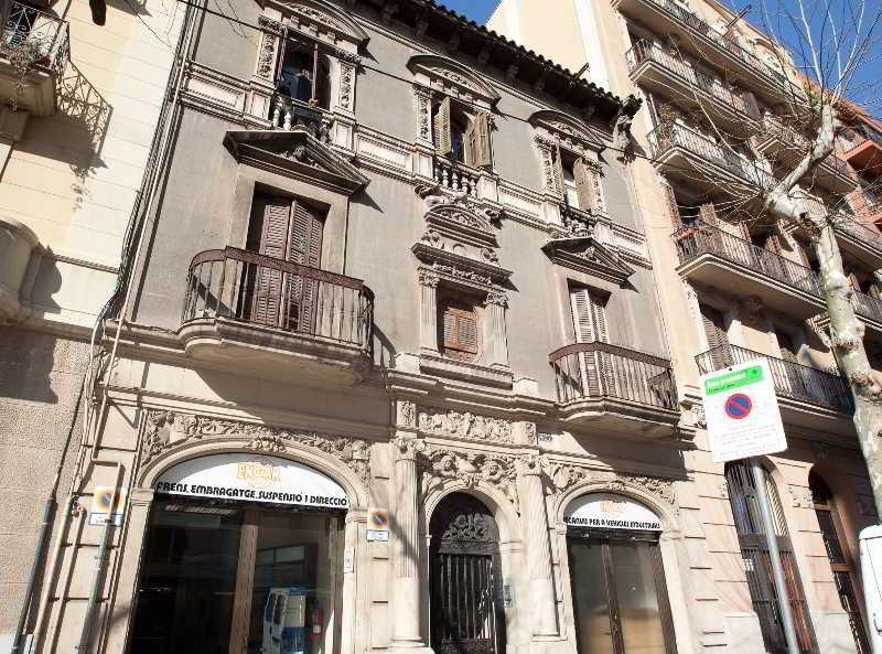 Apbcn sagrada familia flats Alojamiento barcelona