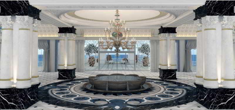 Rubi Platinum Spa Resort & Suites in Alanya Area, Turkey