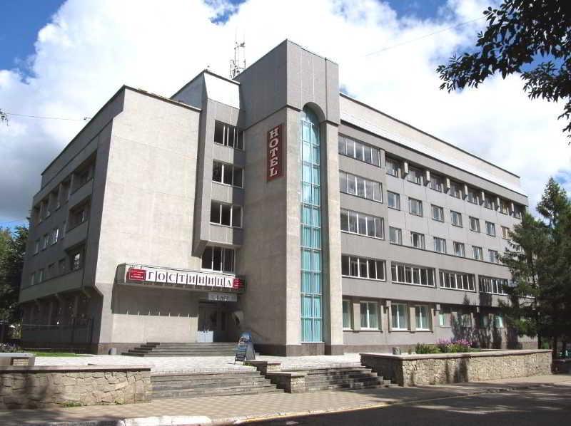 Gostinitsa pravitelstva Kirovskoy oblasti