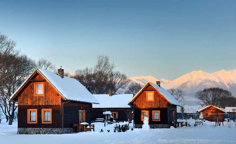 Holiday Village Tatralandia in Tatras, Slovakia