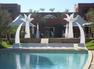 Appartements Janat Azaitoune in Marrakech, Morocco
