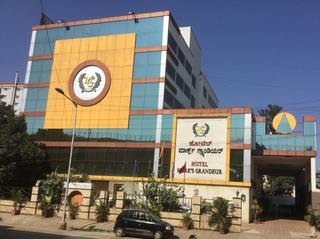 Marks Grandeur Hotel, Bangalore