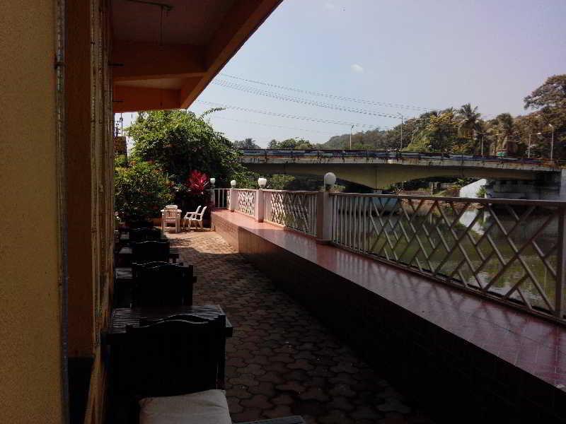 Hotel Riverside in Goa, India