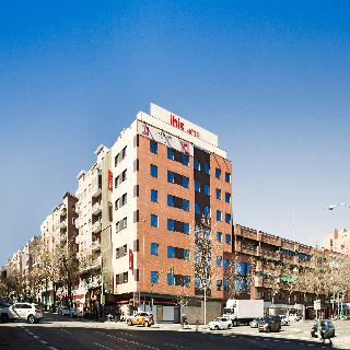 Ibis madrid centro las ventas for Alojamiento madrid centro