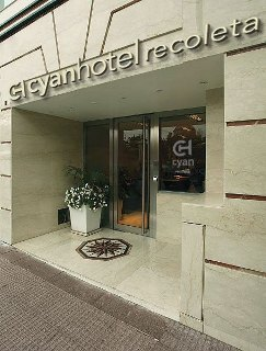 Cyan Recoleta Hotel in Buenos Aires, Argentina