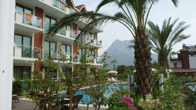 Palmira Hotel Adrasan in Olympos, Turkey