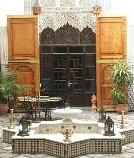 Riad fes el bali in Fes, Morocco