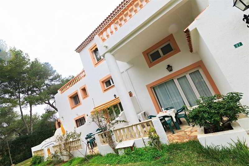 Hotel apartamentos la racona denia viajes olympia madrid - Apartamentos belman denia ...
