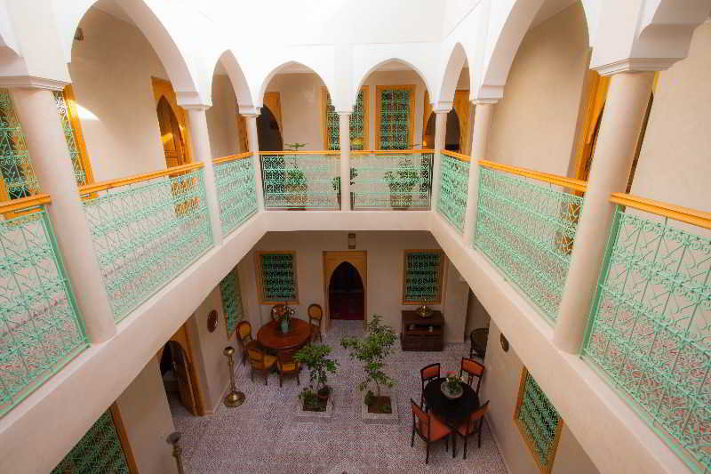 Riad Inaka in Marrakech, Morocco