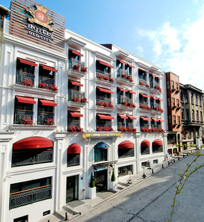 Dosso Dossi Hotels Sultanahmet