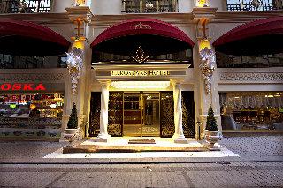 Eurostars Hotel in Istanbul, Turkey