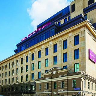 Mercure Moscow Paveletskaya in Moscow, Russia