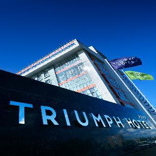 Triumph Hotel in Kaluga, Russia